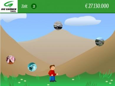 Spiel der Grünen Tirol