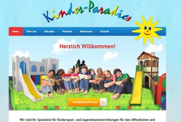 kinderparadies.com