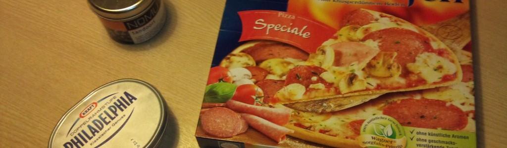 Junggesellen Pizza par excellence