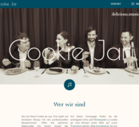 cookiejar.at – Liveband in Tirol